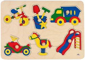 Полезные деревянные игрушки (мамам на заметку)