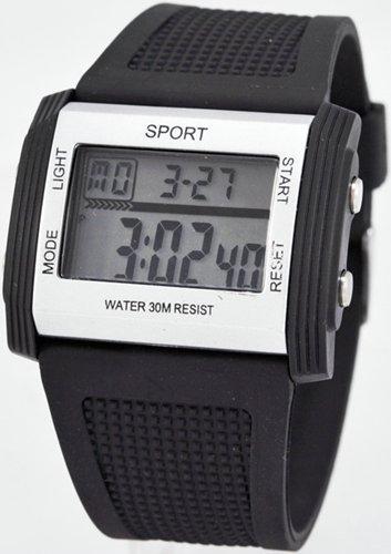 ee9da70bce4b Спортивные электронные часы Тик-Так для мальчиков. Будильник ...