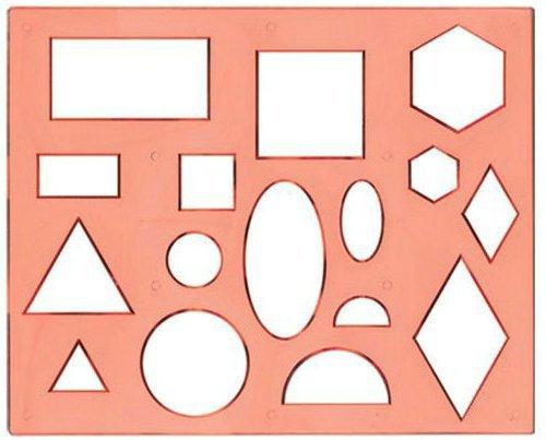 Черчение геометрических фигур для начинающих