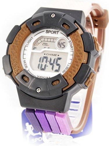 4caed024cdf2 Наручные часы Тик-Так Sport Collection. Электронные, водонепроницаемые, с  будильником и подсветкой