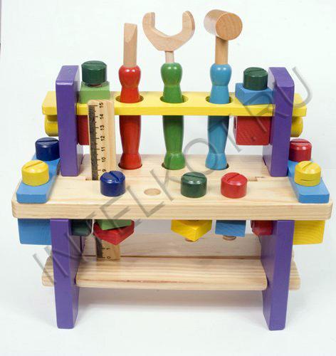 верстаки детские игрушки