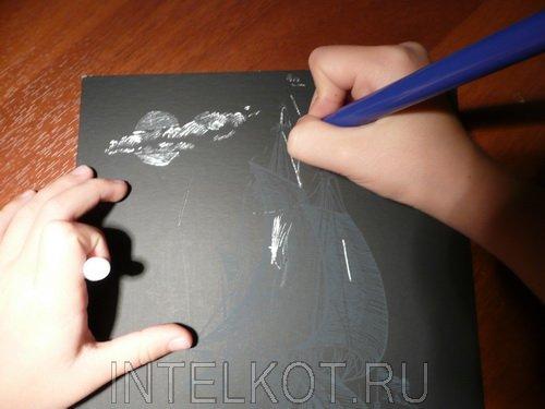 Как сделать бумагу для гравюры