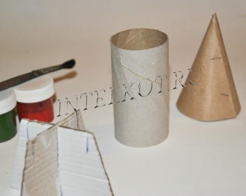 Как сделать бумажную салфетку своими руками