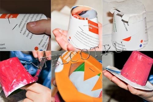 Как сделать нос из бумаги своими руками