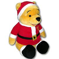 Винни Пух Санта Клаус