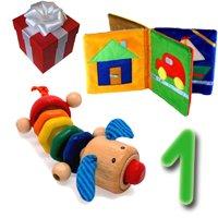 Развивающие игрушки для детей до 1 года: какие и сколько. Наш ребенок.