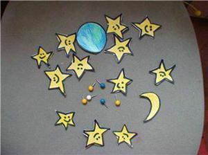 рисунок про космос