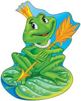лягушка царевна картинки для детей