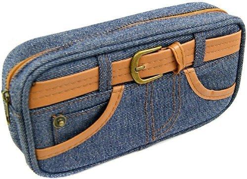 Пенал из джинсов шаблон