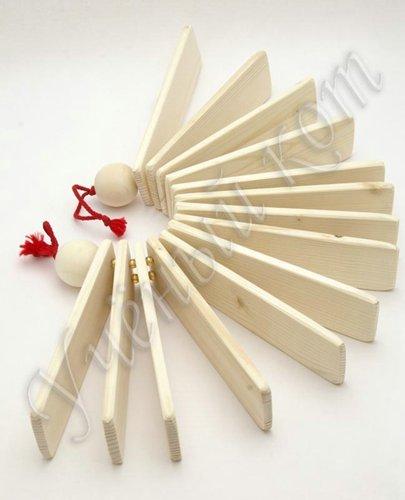Трещетка веерная Биланик. Игрушки для детей от 2 до 10 лет - купить в интернет-магазине