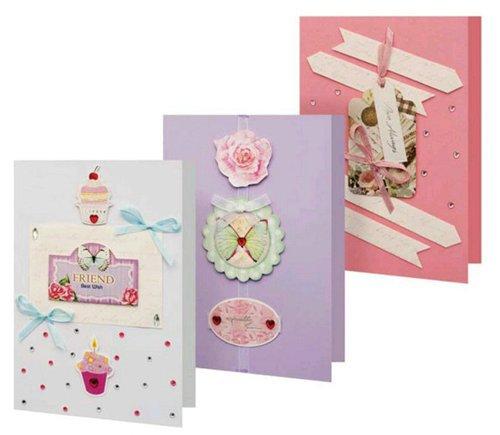 Сонет. Создание 3 открыток в технике скрапбукинг Белоснежка. Творчество для детей от 6 лет в подарок - купить в интернет-магазин