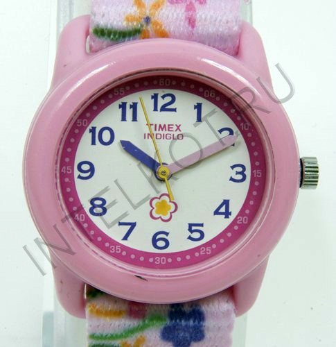 Товар временно отсутствует в продаже. Производитель: Timex (США). . Часы для девочки от 4 до 12 лет