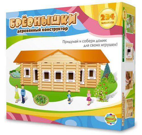Деревянный строительный