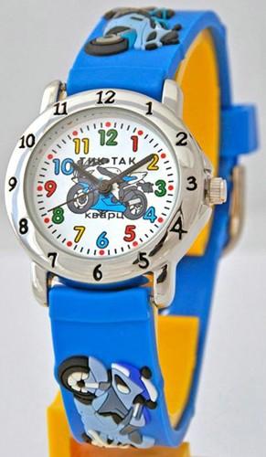 Часы из детских фотографий