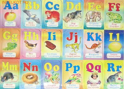 Магнитная азбука английская цена 136.00 руб. (Развивающие игрушки)