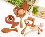 Леснушки. Деревянные игрушки, созданные дарить радость