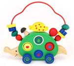 Деревянные развивающие игрушки*