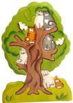 Деревянные пазлы*
