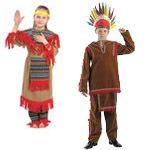 Исторические и национальные костюмы
