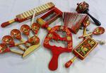 Шумовые инструменты*