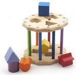"""Развивающая игрушка для малышей. Сортер """"Занимательный цилиндр"""""""