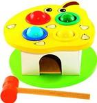 Деревянная игрушка для малышей. Стучалка