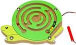 Развивающая игрушка для детей. Магнитный лабиринт