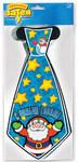 Набор карнавальных галстуков «С Новым годом!». 8 штук