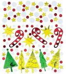 Рождественское конфетти. Набор для декорирования и поделок