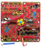 """Лабиринт с шариками """"Змейка"""". Развивающая игрушка для детей старше 2 лет"""