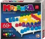 """Развивающая игрушка для детей """"Мозаика. 60 фишек"""""""