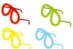 Светящиеся очки. Карнавально-праздничный аксессуар
