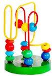 """Развивающая деревянная игрушка для малышей """"Лабиринт"""""""