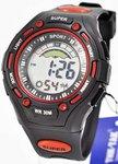 Super Sport. Наручные электронные часы Тик-Так с подсветкой и будильником