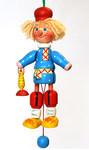 """Дергунчик """"Емеля"""". Занимательная игрушка для детей и взрослых"""