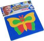 Бабочка. Конструктор для малышей из мягкого полимера