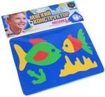 Рыбки. Мягкий конструктор для малышей