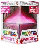 "Wedgits ""Pink Set"". ����������� ��� �������. 15 ���������"