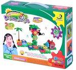 Волшебные джунгли. Динамический музыкальный конструктор для детей. 33 детали