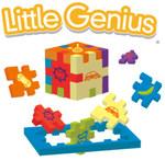 """Занимательная головоломка для дошколят """"Маленький гений"""""""