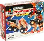"""Робот-трансформер """"Кренбот"""". Конструктор для мальчиков"""