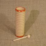 Круглый рубель. Оригинальный шумовой музыкальный инструмент