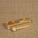 Коробочка. Оригинальный шумовой инструмент
