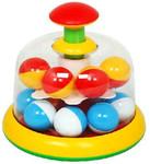 Юла-карусель. Занимательная игрушка для малышей