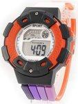 Электронные спортивные часы Тик-Так с LCD-дисплеем