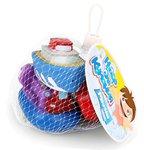 Пароходики. Яркие резиновые игрушки для игр с водой