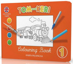 "�����-��������� (Colouring book) 1. ��������� ���� ���� ����� ""Tom and Keri"""