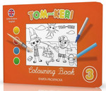 """�����-��������� (Colouring book) 3. ��������� ���� ���� ����� """"Tom and Keri"""""""