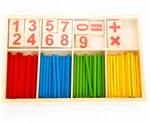 Счетный набор. Обучающая игрушка для детей