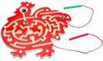 Петушок. Магнитный лабиринт для детей